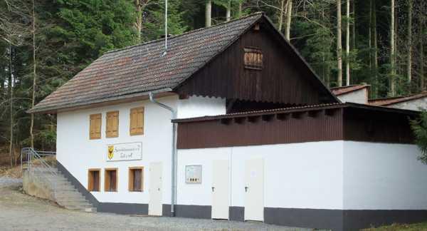 Vereinsheim heute